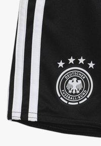 adidas Performance - DEUTSCHLAND DFB HEIMTRIKOT MINI - Oblečení národního týmu - white/black - 4