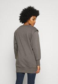 ONLY - ONLSVEA DETAIL - Sweatshirt - dark grey - 2
