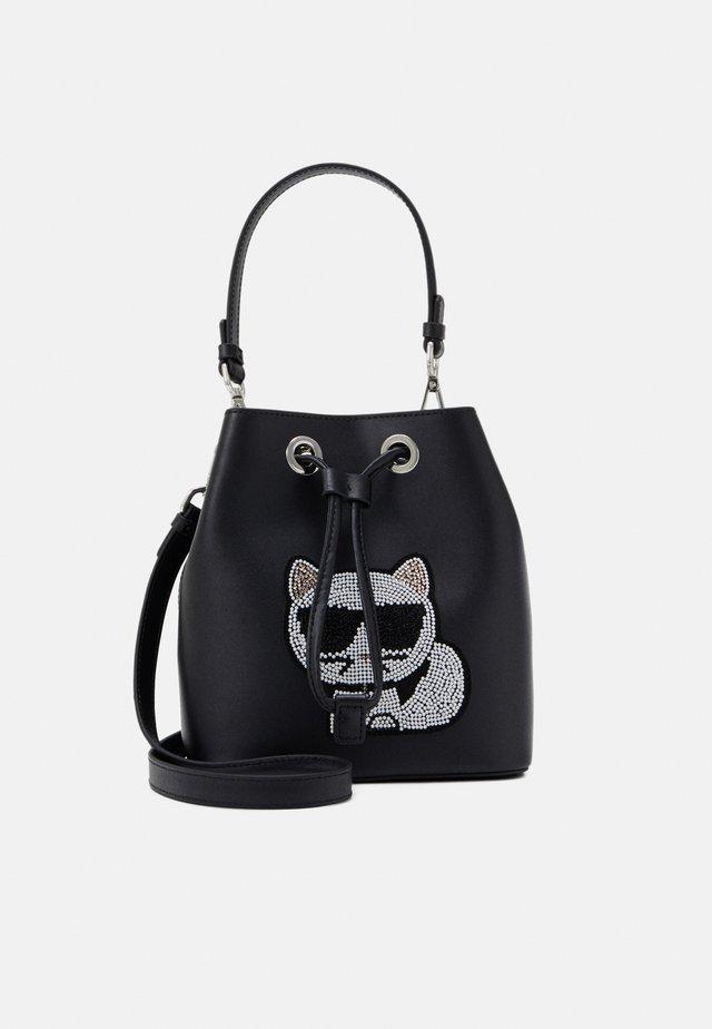 CHOUPETTE BUCKET - Handtasche - black