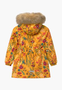 Reima - WINTER MUHVI UNISEX - Winter coat - warm yellow - 1