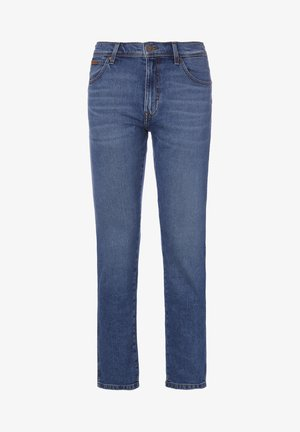 TEXAS  - Slim fit jeans - blow out