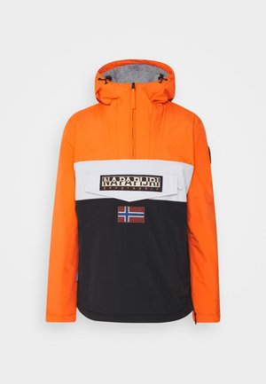 RAINFOREST BLOCK - Light jacket - black