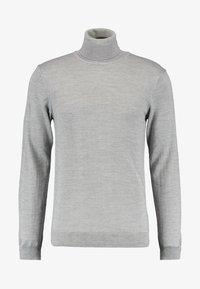 Casual Friday - KONRAD  - Jumper - light grey melange - 5