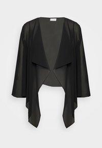 VIALLI 3/4 COVER UP - Blazer - black
