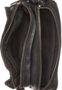 Cowboysbag - FOLKESTONE - Across body bag - black - 4