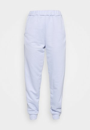 ELASTICATED JOGGER - Tracksuit bottoms - blue