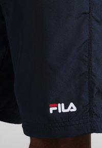 Fila - SEAN  - Sports shorts - peacoat blue - 4