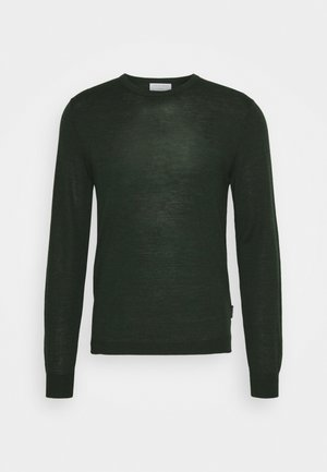 NICHOLS - Pullover - dark green