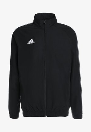 CORE 18 - Training jacket - black/white