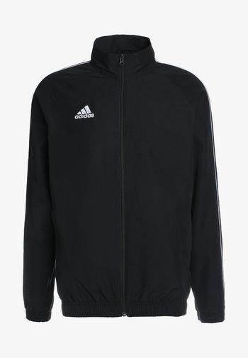 CORE 18 - Giacca sportiva - black/white