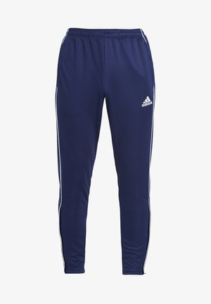 CORE - Jogginghose - dark blue/white