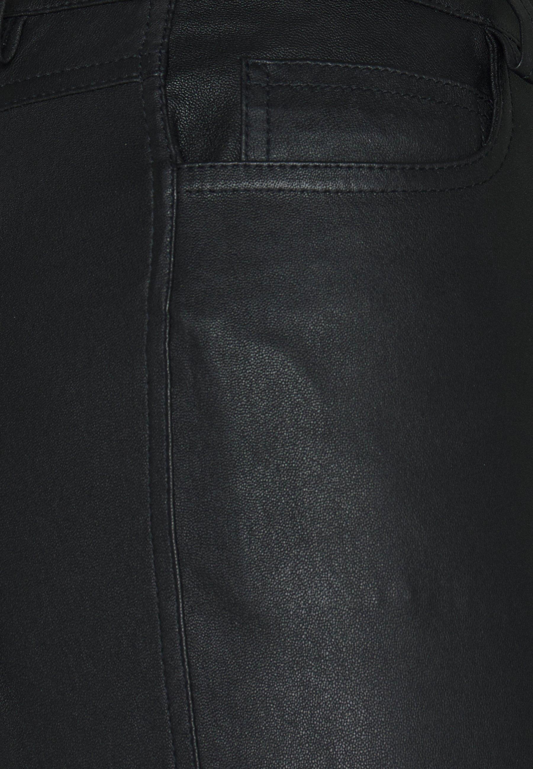 RUBY Skinnbukser black