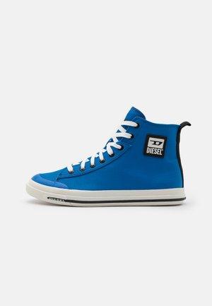 S-ASTICO MID CUT - Vysoké tenisky - blue