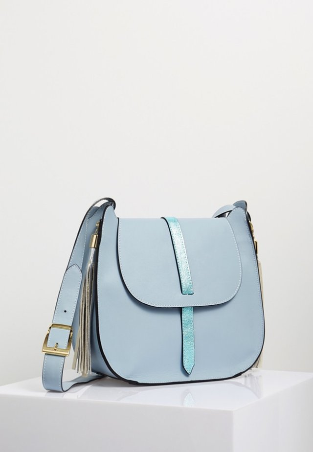 Bolso de mano - light blue
