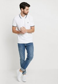 Selected Homme - SLHNEWSEASON - Polo - bright white - 1