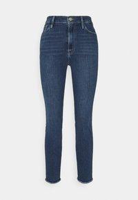 Frame Denim - ALI HIGH RISE TURN BACK HEM - Jeans Skinny Fit - van ness - 4