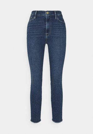 ALI HIGH RISE TURN BACK HEM - Jeans Skinny - van ness