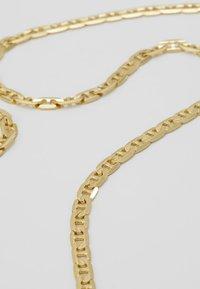 Maria Black - CARO NECKLACE - Halskette - gold-coloured - 5