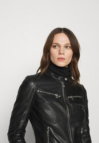 Gipsy - CHARLEE LAORV - Leather jacket - black - 3