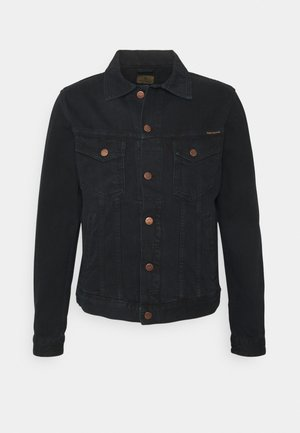 BOBBY - Giacca di jeans - black void
