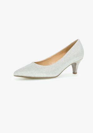 Bridal shoes - silber