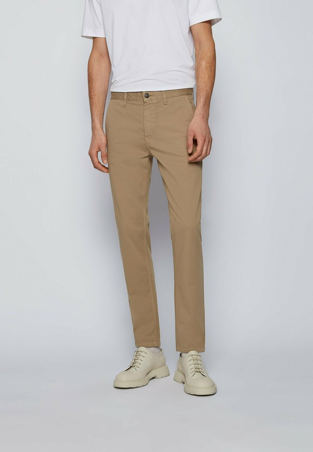 SCHINO-TABER D - Chinos - light brown