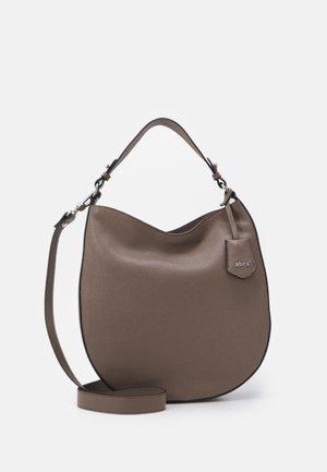 BEUTEL - Käsilaukku - taupe