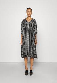 Bruuns Bazaar - PRIVET ELYSE DRESS - Day dress - black - 0