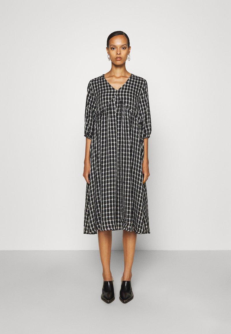 Bruuns Bazaar - PRIVET ELYSE DRESS - Day dress - black