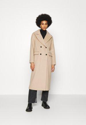 MARA - Classic coat - sandstorm