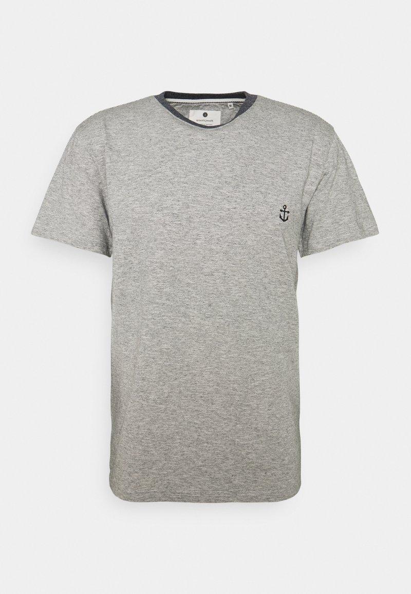 Anerkjendt - AKKIKKI - Print T-shirt - sky captain