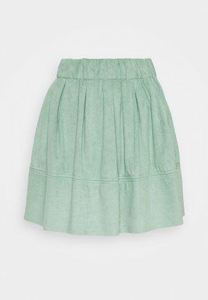 KIA - A-line skirt - mint green