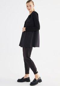 Trendyol - Summer jacket - black - 3