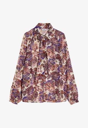Button-down blouse - winterblumen