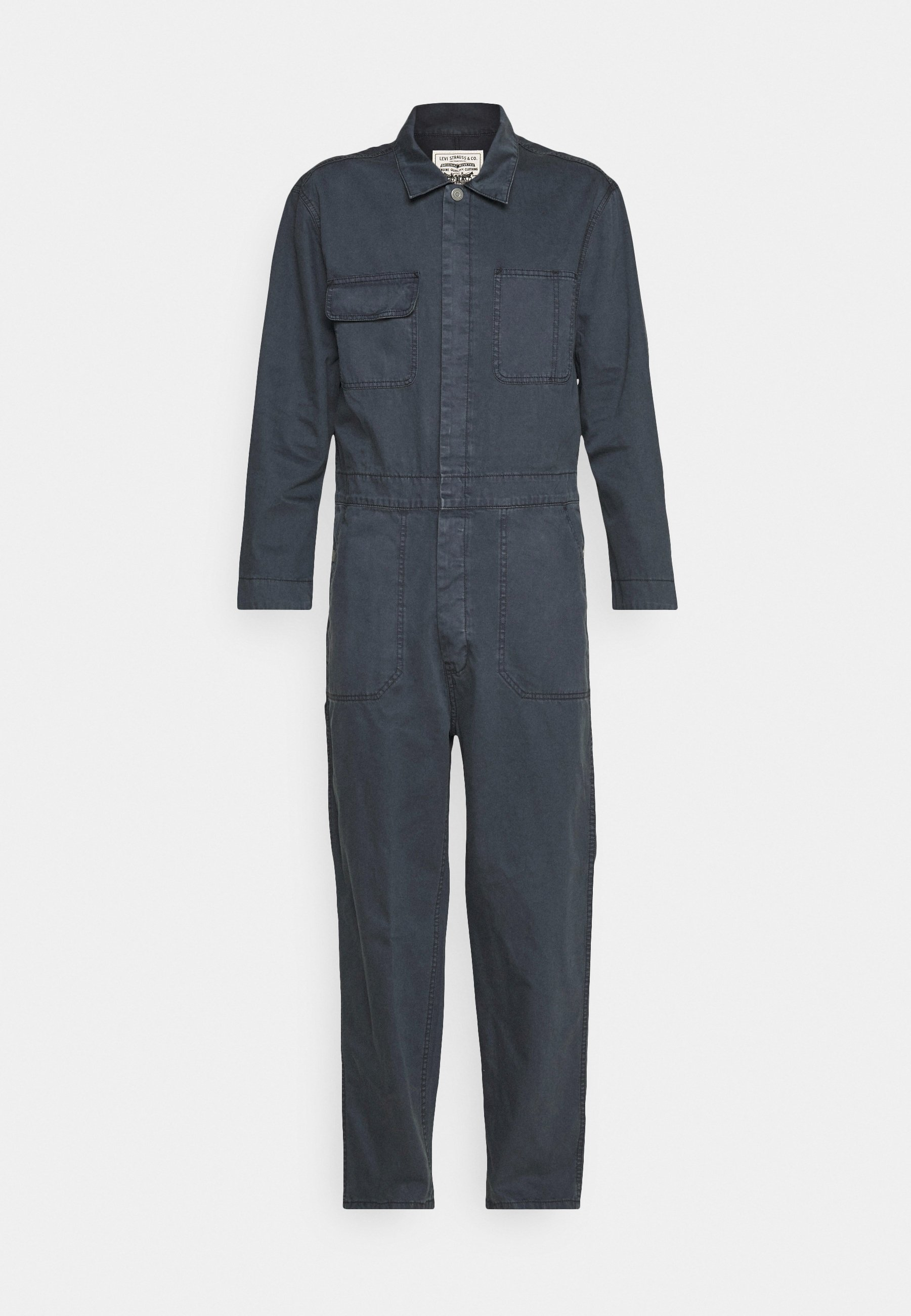 Herren WELLTHREAD STAY LOOSE COVERAL - Jumpsuit