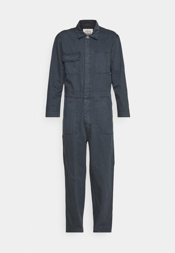 WELLTHREAD STAY LOOSE COVERAL - Jumpsuit - midnight earth