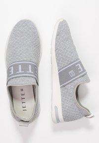 JETTE - Slip-ons - grey - 3