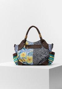 Desigual - BOLS FREYJA NOIVA - Handbag - blue - 2