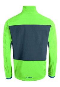 Vaude - VIRT SOFTSHELL JACKET - Soft shell jacket - vibrant green - 1