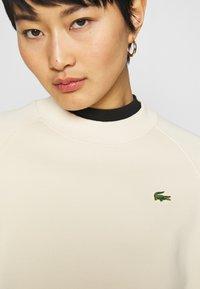 Lacoste LIVE - Sweatshirt - naturel clair - 3