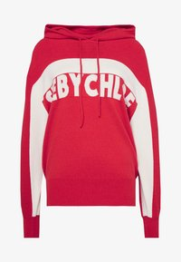 See by Chloé - Hoodie - white/red - 5