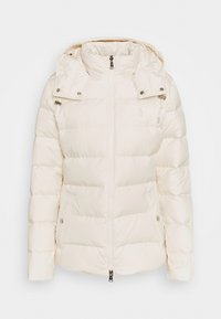 Down jacket - guide cream