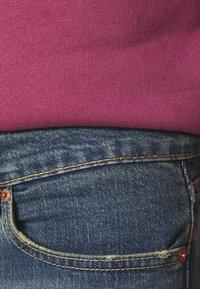 Levi's® - 511™ SLIM - Slim fit jeans - med indigo worn in - 5