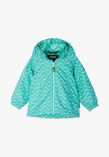 HETE - Light jacket - reef green