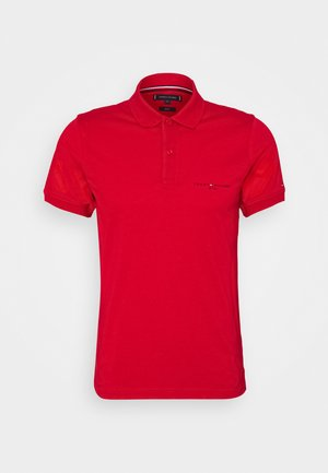CLEAN SLIM - Polo shirt - primary red