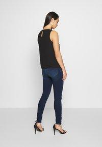 ONLY - ONLIDA - Jeans Skinny Fit - dark blue denim - 2