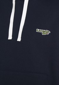 Lacoste - Bluza z kapturem - marine - 4