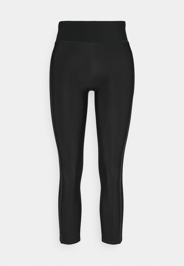 THERMODYNAMIC RUNNING LEGGINGS - Collants - black