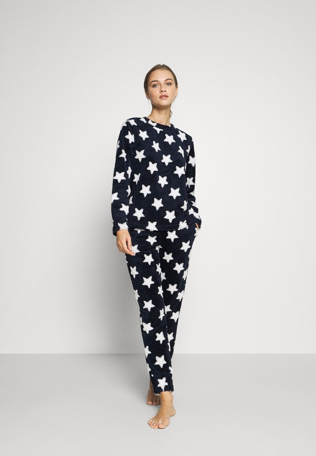 ONLCAYA NIGHTWEAR SET - Pyjama - night sky