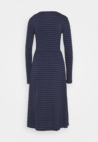 Libertine-Libertine - TEAM JUMPER DRESS - Day dress - blue - 1